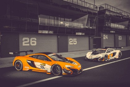 2016 McLaren 650S GT3 on Bathurst 12 Hour 18