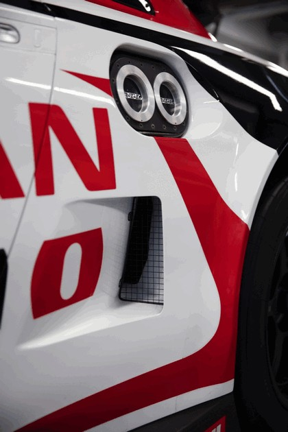 2016 Nissan GT-R ( R35 ) Nismo GT3 4