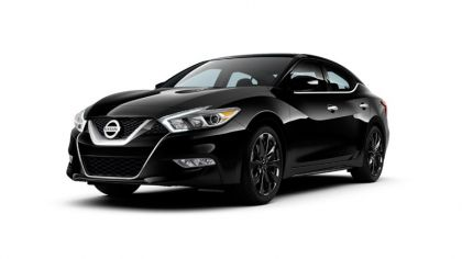 2016 Nissan Maxima SR Midnight Edition 3