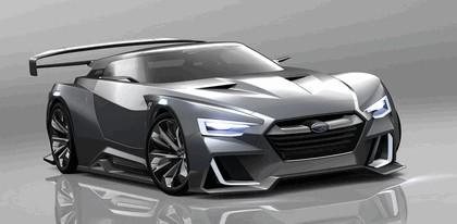2016 Subaru Viziv GT vision concept 1