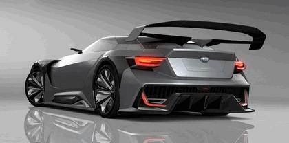 2016 Subaru Viziv GT vision concept 2