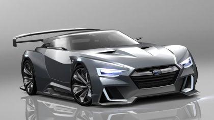 2016 Subaru Viziv GT vision concept 5