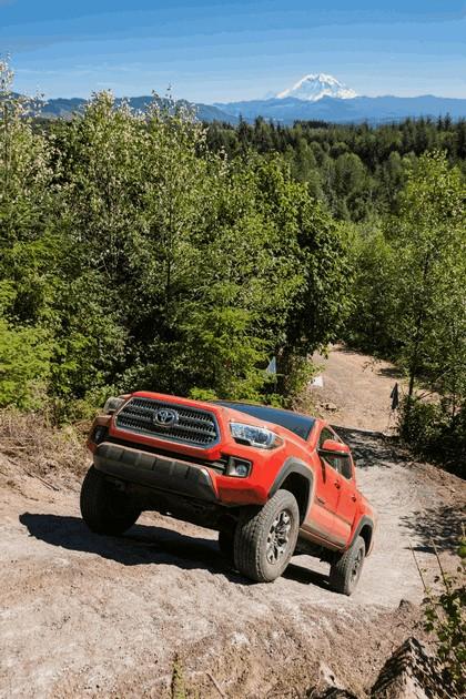 2016 Toyota Tacoma TRD off-road 1