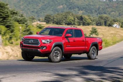 2016 Toyota Tacoma TRD off-road 6
