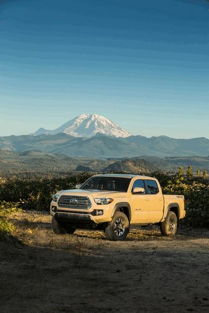 2016 Toyota Tacoma TRD off-road 27