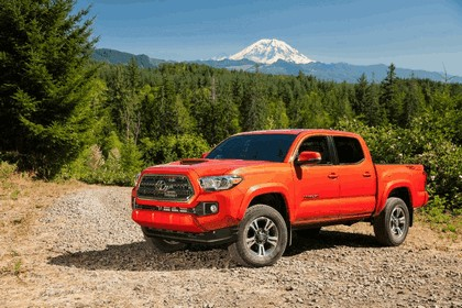 2016 Toyota Tacoma TRD sport 2