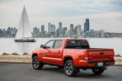 2016 Toyota Tacoma TRD sport 4