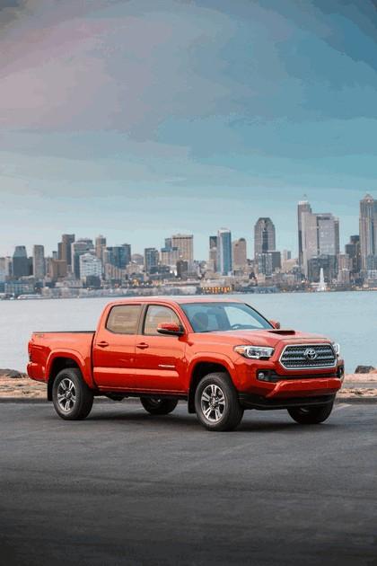 2016 Toyota Tacoma TRD sport 5