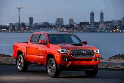 2016 Toyota Tacoma TRD sport 6