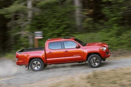 2016 Toyota Tacoma TRD sport 7