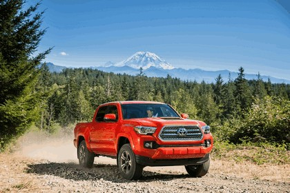 2016 Toyota Tacoma TRD sport 8