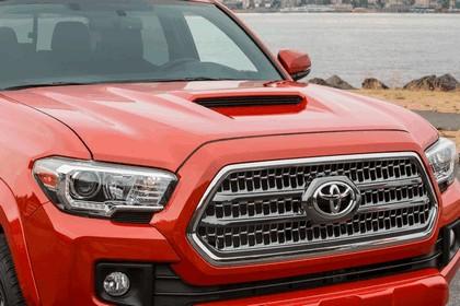 2016 Toyota Tacoma TRD sport 11