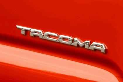 2016 Toyota Tacoma TRD sport 12