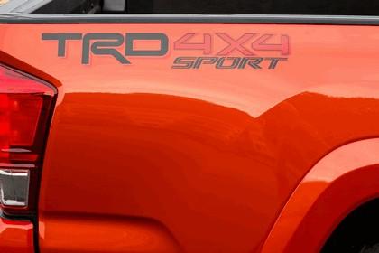 2016 Toyota Tacoma TRD sport 13
