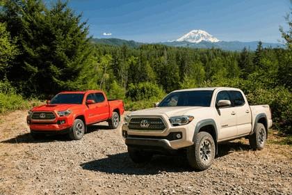2016 Toyota Tacoma TRD sport 14