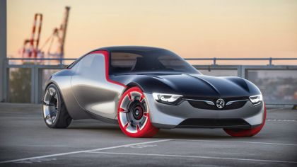 2016 Vauxhall GT concept 2