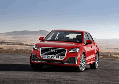 2016 Audi Q2 TFSI 1
