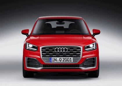 2016 Audi Q2 TFSI 4