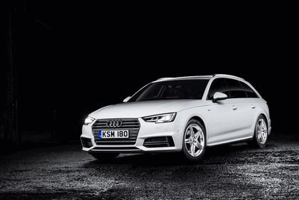 2016 Audi A4 Avant - UK version 1