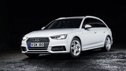 2016 Audi A4 Avant - UK version 7
