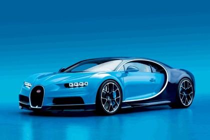 2016 Bugatti Chiron 1
