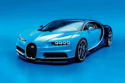 2016 Bugatti Chiron 6