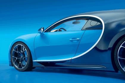 2016 Bugatti Chiron 8