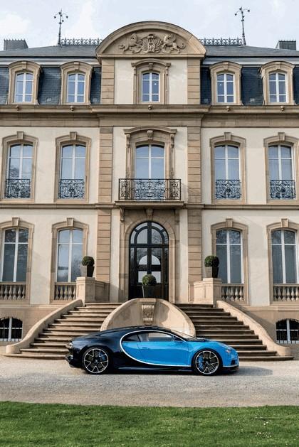 2016 Bugatti Chiron 32