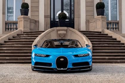 2016 Bugatti Chiron 34