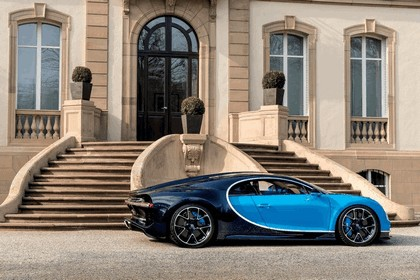 2016 Bugatti Chiron 35