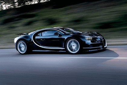 2016 Bugatti Chiron 43