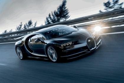 2016 Bugatti Chiron 45