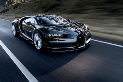 2016 Bugatti Chiron 46