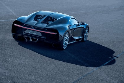 2016 Bugatti Chiron 50