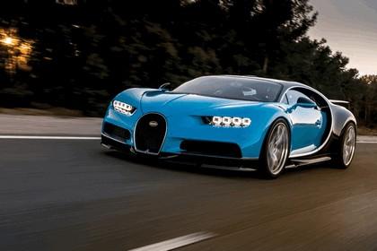 2016 Bugatti Chiron 52