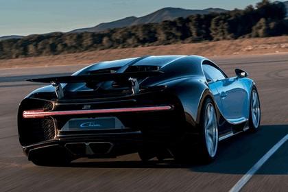 2016 Bugatti Chiron 53