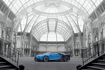 2016 Bugatti Chiron 55