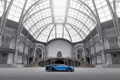 2016 Bugatti Chiron 56