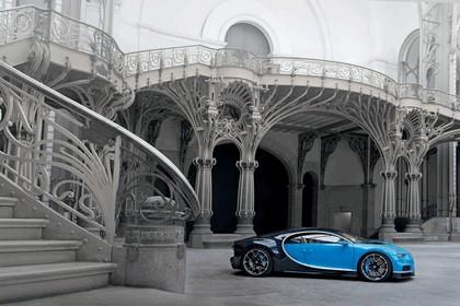 2016 Bugatti Chiron 57
