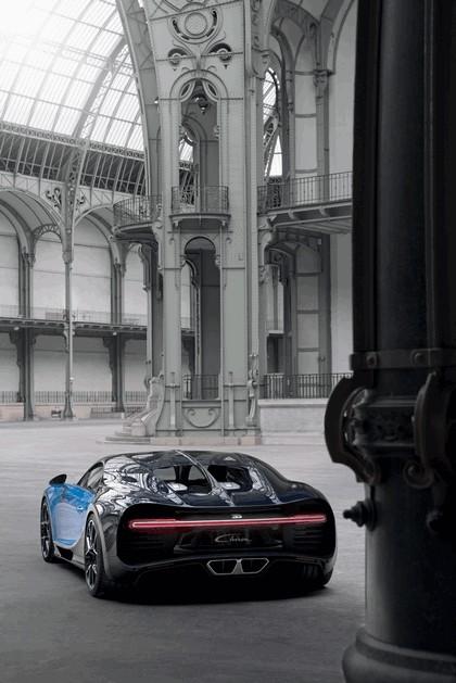 2016 Bugatti Chiron 61