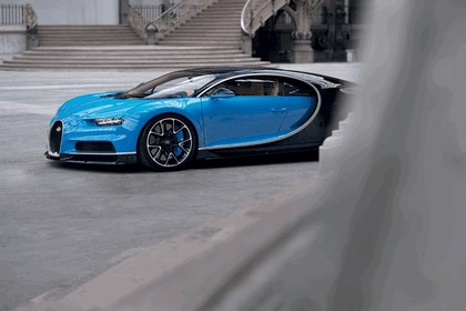 2016 Bugatti Chiron 63