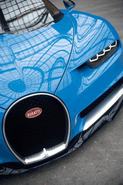 2016 Bugatti Chiron 64