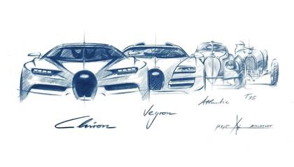 2016 Bugatti Chiron 65