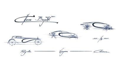 2016 Bugatti Chiron 66