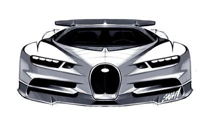 2016 Bugatti Chiron 67