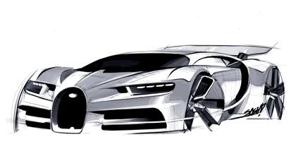 2016 Bugatti Chiron 68