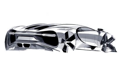 2016 Bugatti Chiron 70