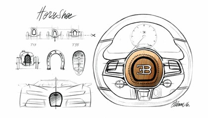 2016 Bugatti Chiron 75