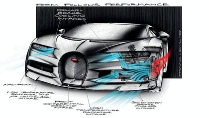 2016 Bugatti Chiron 80