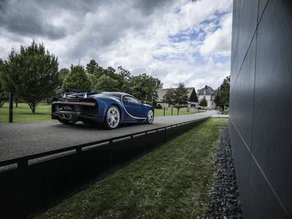 2016 Bugatti Chiron 90